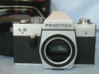 42mm Praktica L2 SLR Camera £4.99